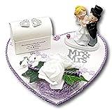Der-kleine-Dekoladen Geldgeschenk Hochzeit Verpackung für Geld originelles Hochzeitsgeschenk